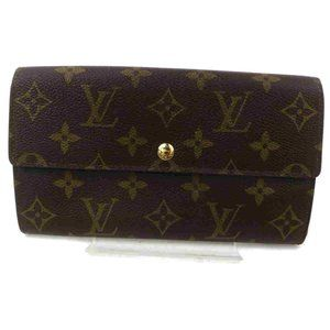 Louis Vuitton Pochette Monnaie Long #N0985V63